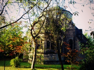 Osney church