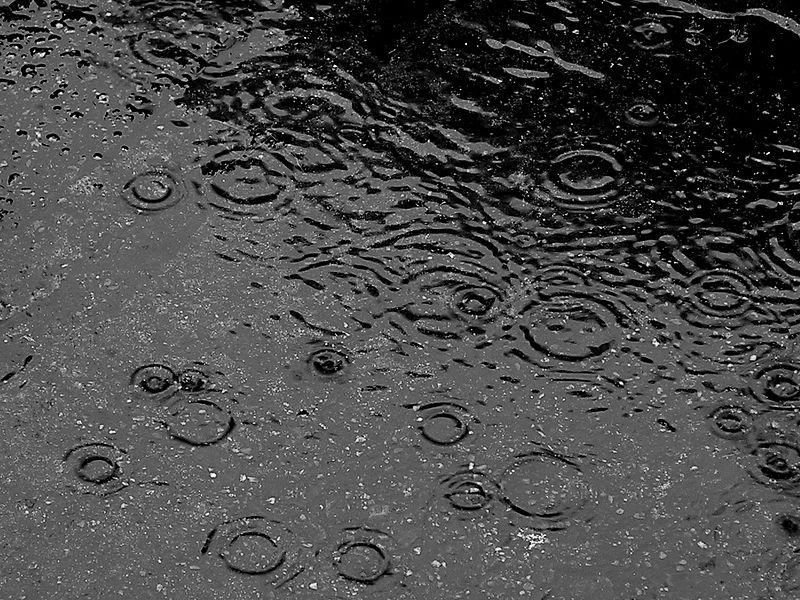 Pluie pluie